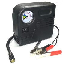 Mini High Efficient Tire Inflator for cars and motorcycles