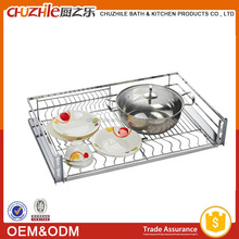 New design Factory Supply kitchen decorative dish rack for cabinets