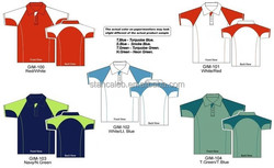 Blank polo shirts free color and size customed design wholesale polo t shirt