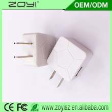 Focus on 5v micro usb wall charger 5v 1.5a for china sale