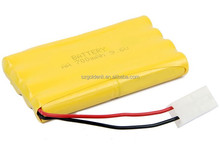 NI-CD AA 700mah 9.6V Rechargeable Battery Pack