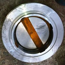 High efficiency crusher wearing parts liner plate