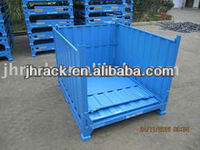 Stackable steel storage container high quality