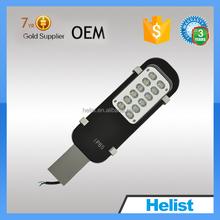 Helist Cheap Price High Power Waterproof 12W 24W Mini LED Street Light