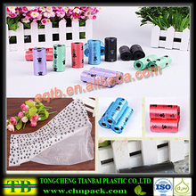 !!SALE cheap price plastic pet bag for garbage