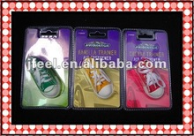 Canvas Shoes car cotton paper air freshener,Personality Hanging Fragrance