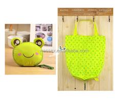 Environmental Cartoon Shopping Bag Fashion Foldable HandBag Waterproof Totes Bag