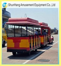 2015 used funfair attractions electric train kiddie ride land train for sale