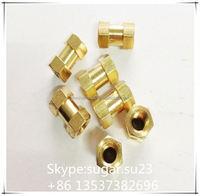 china supplier brass threaded inserts blind