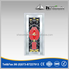 2015 New Design High Quality modern style Stainless Steel Door