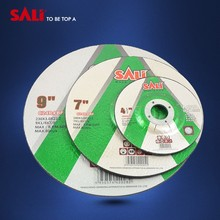 Resin Bonding Agent and Natural Material 9'' Abrasive grinding wheel for stone