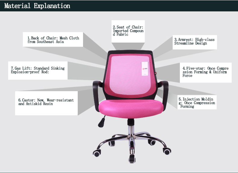 .jpg .  sc 1 st  Alibaba & Simple And Fashion Hot Secretary Herman Miller Office Chairs - Buy ...