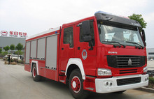 2014 New 4x2 Sinotruk Water Fire Fighting Truck