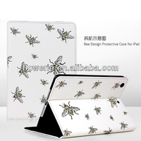 FL3336 2014 high quality magnetic slim leather cover case for ipad mini 2