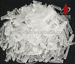 Beverage and Candy Industry Natural menthol crystal (food grade)