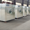FORQU full auto stainless steel front loading hotel industry washing machine