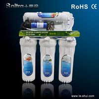 Home Appliance RO Water Filter Plant 50G/75G/100GDP RO Water Purifier 5 Stage Reverse Osmosis Water Filter System