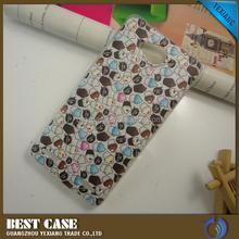Fancy printing Rubber Skin Phone Case for zte l3 plus tpu case cover