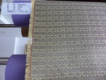 X-style jacquard Carbon fiber and aramid fiber hybrid cloth 3k-100cm186g