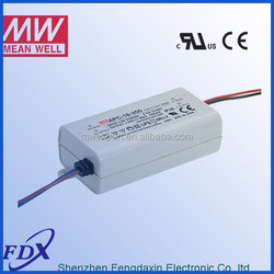 Meanwell 12W led driver,diaplay driver,power supply APV-12-15
