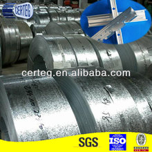HRB60 Z80 Galvanized Steel Strip Making Sliding Door Track