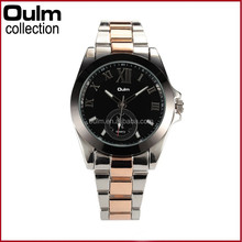 Factory wholesale unisex watch, best gift couple watches, stainless steel watch for lover gitf