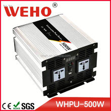 Solar converter 500w 24v 110v wind grid connected inverter with charger