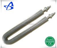 U type air heater tubular finned heater/finned air heater