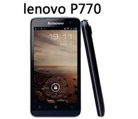 Original new Lenovo P770 Mobile Phone MTK6577 Dual Core 4.5 inch with Russian multi-language