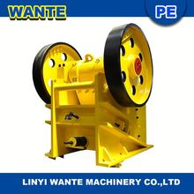 High quality professional manufacturer mineral and ore jaw crusher