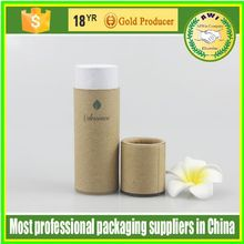 round tube paper cardboard wine gift boxes for package gift