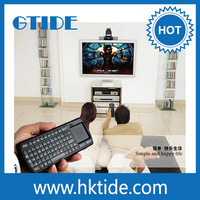 hot product 2.4G Air Mouse&Remote controller Mini Wireless Keyboard for Android TV Box