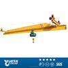 LX model single beam suspension motor crane