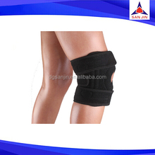 Recovery sleeves open patella knee support arthritis elastic