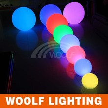 new fashion super bright led holiday decor lighting ball