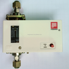differential pressure switch refrigeration control