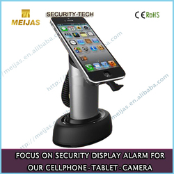 security display bracket for cell phone sensor holder