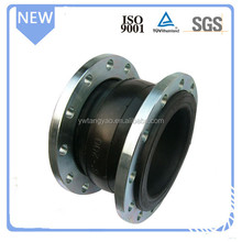 DN32-DN1600 Flanged rubber expansion joint soft