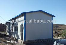 prefabricated guard house oil field office