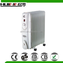 2015 high quality CE CSA electric home oil filled radiator heater