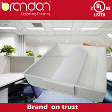 UL DLC listed 2x2 2x4 LED troffer recessed light