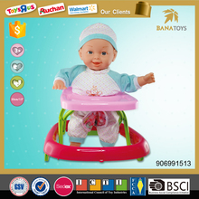 Big promotion! Hot selling baby doll products electrical walker toy doll baby