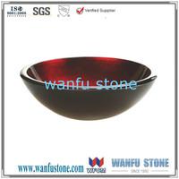 Customized natural stone sink/beautiful stone troughs/cute natural stone wash basin