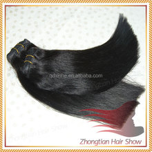Wholesale 5A Virgin Natural Color Can Be Dyed Any Color 100% Human Hair