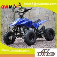 E-starting Adult gas powered 110cc 4 wheeler mini quad bike ATV for sale cheap