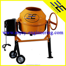 140L cheap electric portable concrete mixer