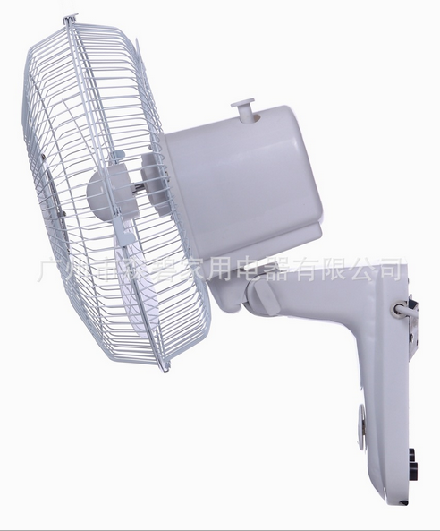 Small Wall Mount Oscillating Fan : For small space inch wall mount exhaust circulation mini