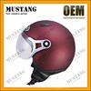 Half Face Helmet Adults Motorcycle Open Face Helmets