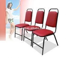white luxury aluminum stackable louis banquet chair