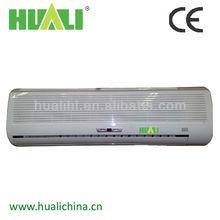 enfriador de agua montado en la pared de la bobina del ventilador